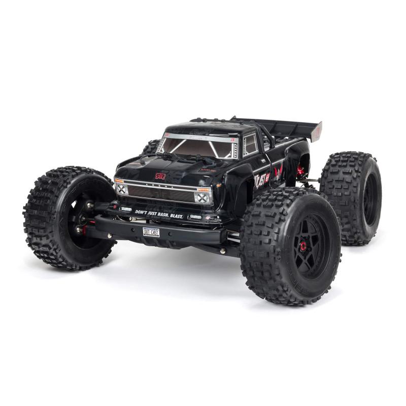 OUTCAST EXB 1/8 4WD Extreme Bash