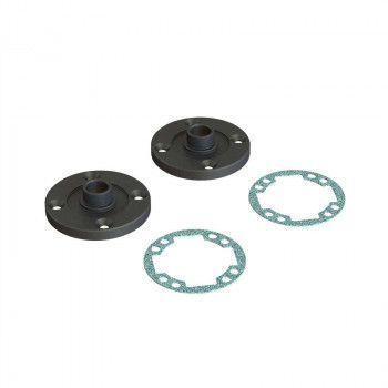 ARRMA Metal Diff Cap Set 2pcs - ARA310974