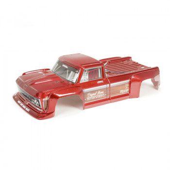 ARRMA Outcast 8S Body Red 1/5 - ARA409003