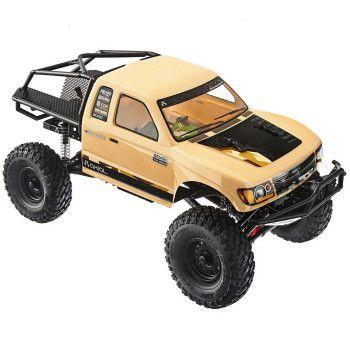 SCX10 II Trail Honcho 1/10 4WD Rock Crawler