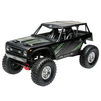 Wraith 1.9 4WD 1/10 Brushed RTR Black