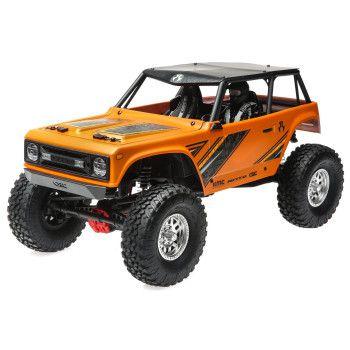Wraith 1.9 4WD 1/10 Brushed RTR Orange