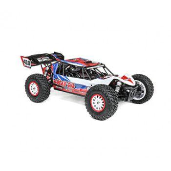 Tenacity DB Pro Smart 4WD Desert Buggy 1/10, Lucas Oil