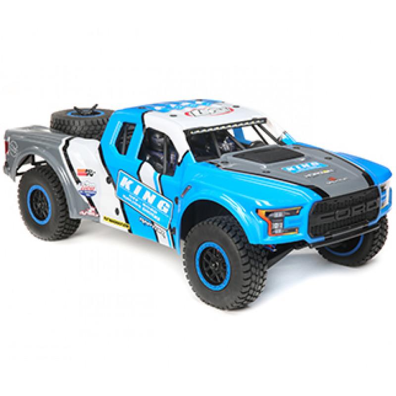 King Shocks Ford Raptor Baja Rey 1/10th 4wd DT RTR