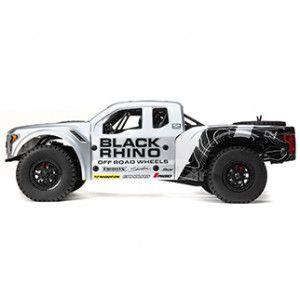 Losi Black Rhino Ford Raptor Baja Rey 1/10th 4wd DT RTR