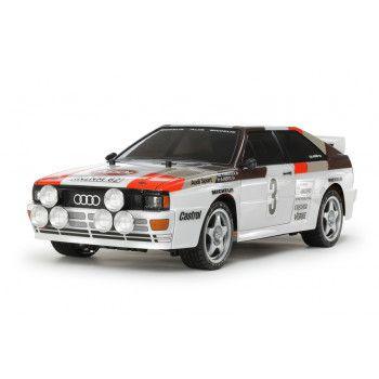 Tamiya Audi Quattro Rally A2 TT-02 (1/10)