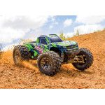 HOSS VXL 1/10 3S Monstertruck - Green