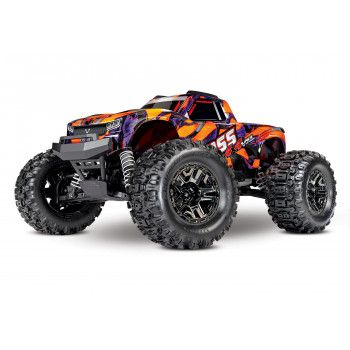 HOSS VXL 1/10 3S Monstertruck - Orange