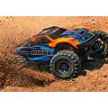 Traxxas Maxx VXL 4WD Brushless Monster Truck Orange 1/10