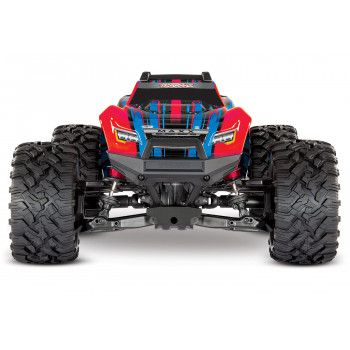 Traxxas Maxx VXL 4WD Brushless Monster Truck Red 1/10
