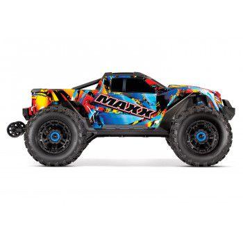 Traxxas Maxx VXL 4WD Brushless Monster Truck Rock&Roll 1/10