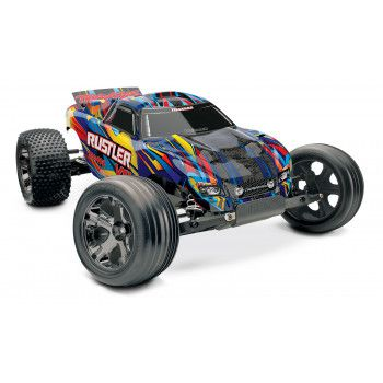 Traxxas Rustler VXL Brushless with TSM RTR 1/10