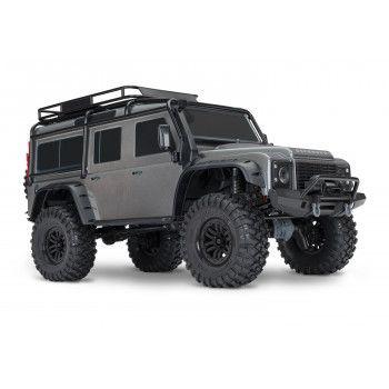 Traxxas TRX-4 Land Rover Defender Crawler RTR 1/10 Silver