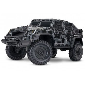 Traxxas TRX-4 Tactical Crawler RTR 1/10