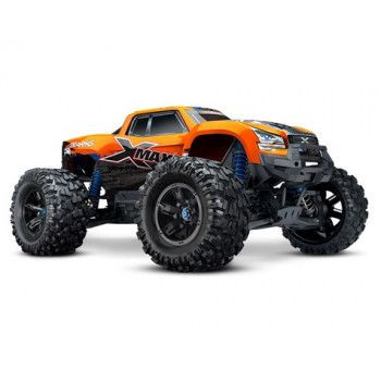 X-Maxx 30+ Volt Extreme 8S Brushless Monster Truck Orange Edition