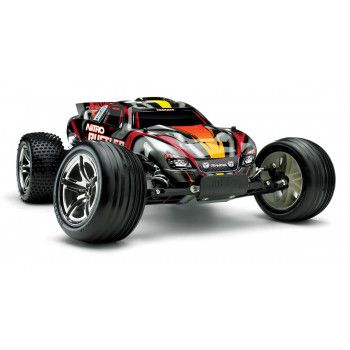 Traxxas Nitro Rustler Truggy RTR 1/10 (With Charger)