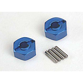 Traxxas Alu Wheel Hub 12mm 2pcs TRX1654X