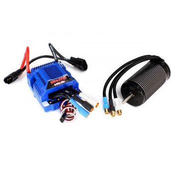 VXL 6S Brushless Motor 2200KV and ESC TRX3480