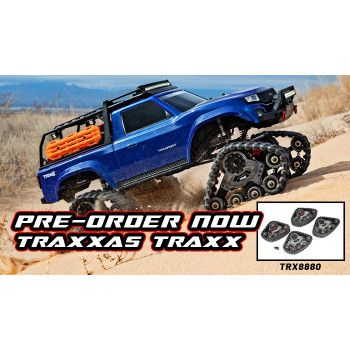 Traxxas All Terrain Traxx for the TRX-4 TRX8880