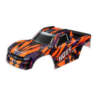 Traxxas Body Hoss 4x4 VXL Orange - TRX9011A