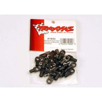 Traxxas Spare Rod Ends 16x Long and 4x short TRX1942