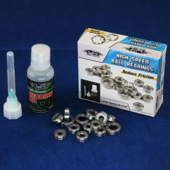 Yeah Racing Ball Bearing set for Tamiya TT-02