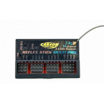 Receiver for Carson Reflex Stick Multi Pro