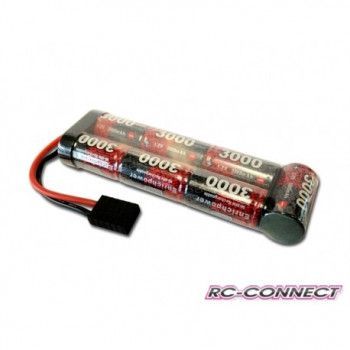 YellowRC NiMH 3000 8,4V Stick (Traxxas)