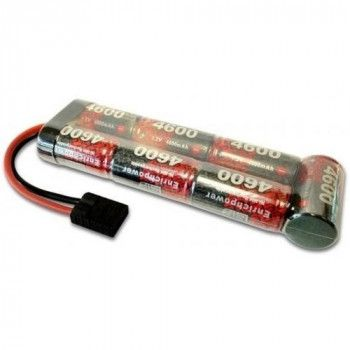 YellowRC NiMH 4600 8,4V Stick (Traxxas)
