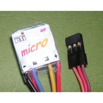 CTI Thor 4HF Micro ESC for Titan Micro Cilinders