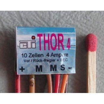 CTI Thor 4 Brushed Micro ESC