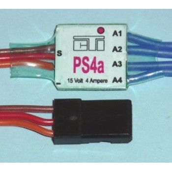 CTI Multiswitch PS4a