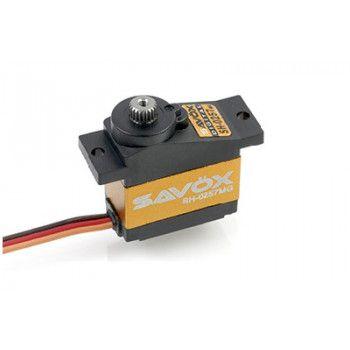 Savox SH-0257MG Digital Micro Servo (2.2kg)