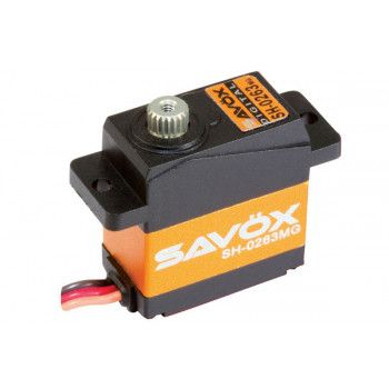 Savox SH-0263MG Digital Micro Servo (2.2kg)