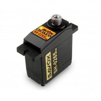 Savox SH-0265MG Digital Micro Servo (2.4kg)