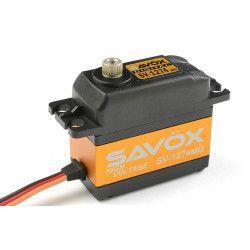 High Voltage Servo's
