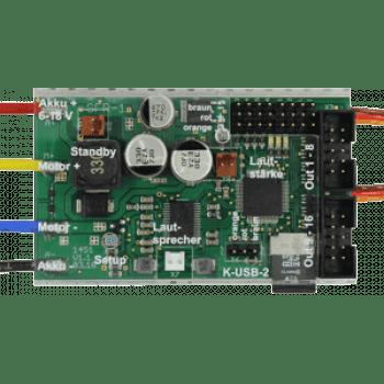 Beier SFR-1 Sound module with Speed Controller