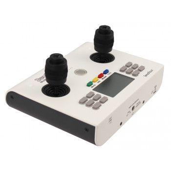 Servonaut HS16 Zwo4 Transmitter White/Antracite with 3D sticks
