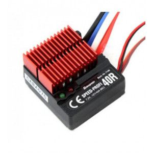 ESC Motor Controllers Brushed