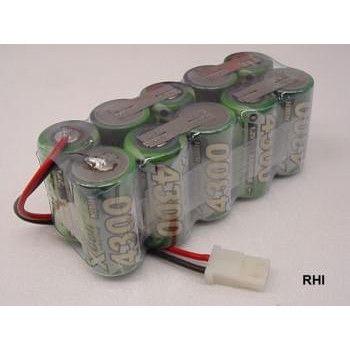 12V 4300mAh Battery for Wedico