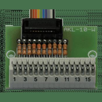 Beier AKL-10 Connector block for Resistors for USM-RC2