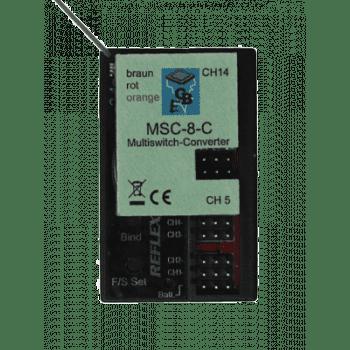Beier MSC-8 Multiswitch for Carson 14 Channel