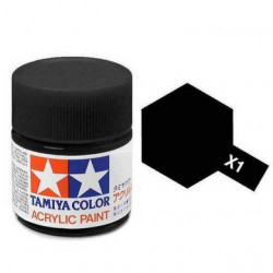 Tamiya Paint bottles
