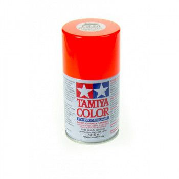 Tamiya Lexan Paint PS-20 Neon Red 100ml