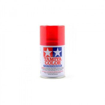 Tamiya Lexan Paint PS-37 Transparent Red 100ml
