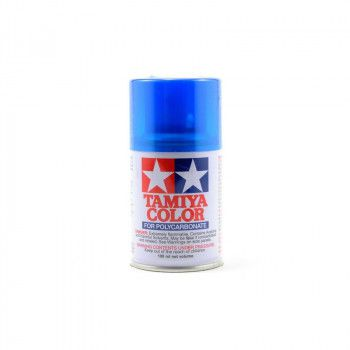 Tamiya Lexan Paint PS-39 Transparent Light Blue 100ml