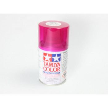 Tamiya Lexan Paint PS-40 Transparent Pink 100ml