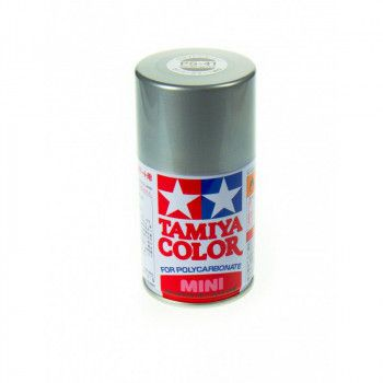 Tamiya Lexan Paint PS-41 Bright Silver 100ml