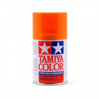 Tamiya Lexan Paint PS-43 Transparent Orange 100ml