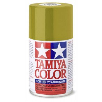 Tamiya Lexan Paint PS-56 Mustard Yellow 100ml
